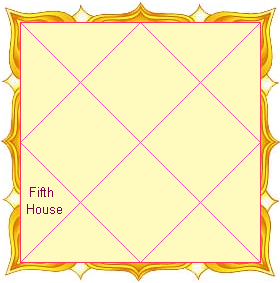 Second House as per Indian Vedic Astrology